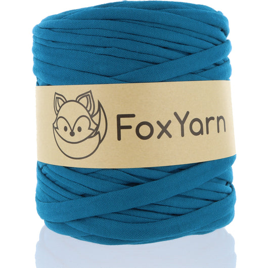 T-Shirt Yarn - Aquaman Blue