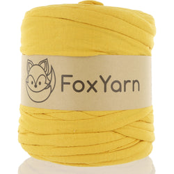 T-Shirt Yarn - Big Bird Yellow