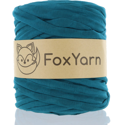 T-Shirt Yarn - Deep Blue Sea