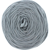 T-Shirt Yarn - Battle Ship Grey