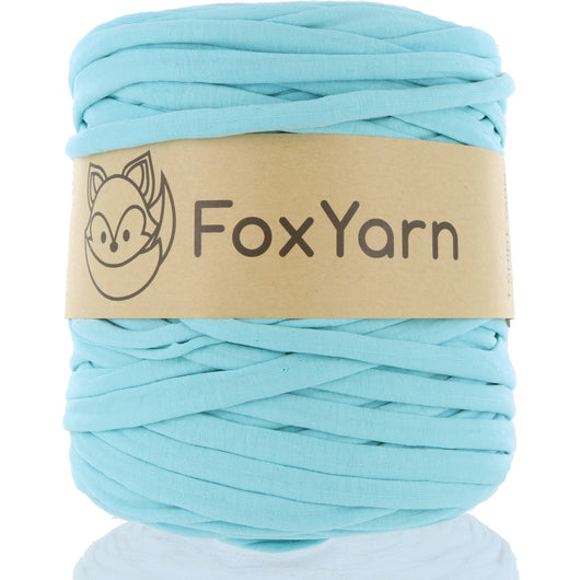 T-Shirt Yarn - Mint Blue