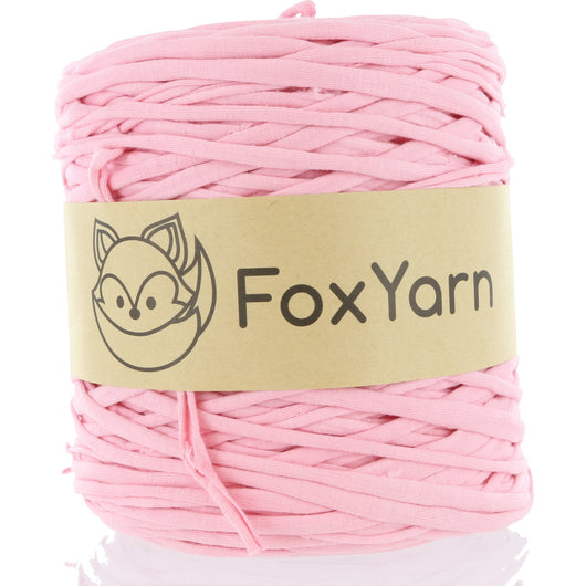 T-Shirt Yarn - Pink Panther Pink