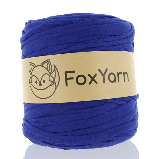 T-Shirt Yarn - Cobalt Blue