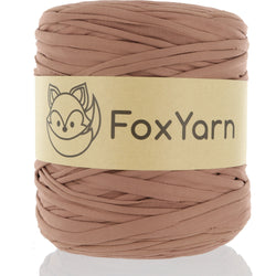 T-Shirt Yarn - Cinnamon