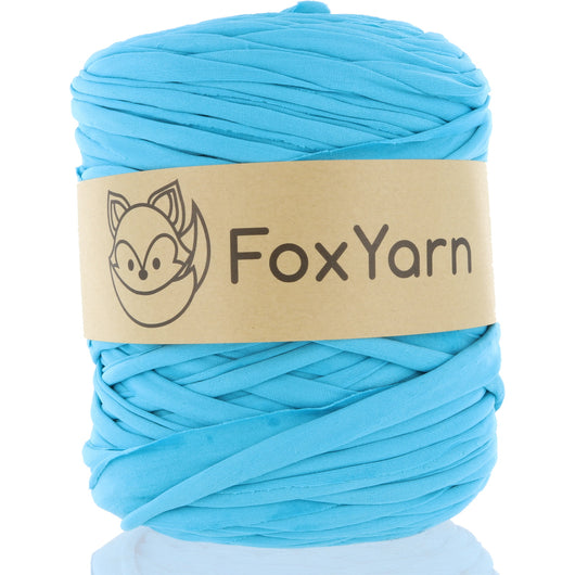 T-Shirt Yarn - Sky Blue