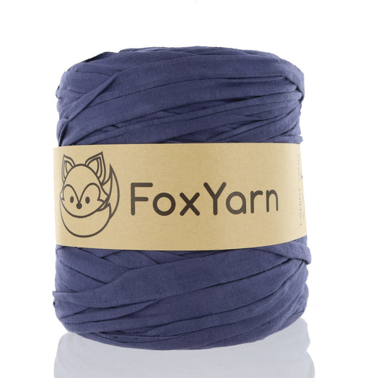 T-Shirt Yarn - Navy Blue