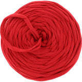 T-Shirt Yarn - Red Orange