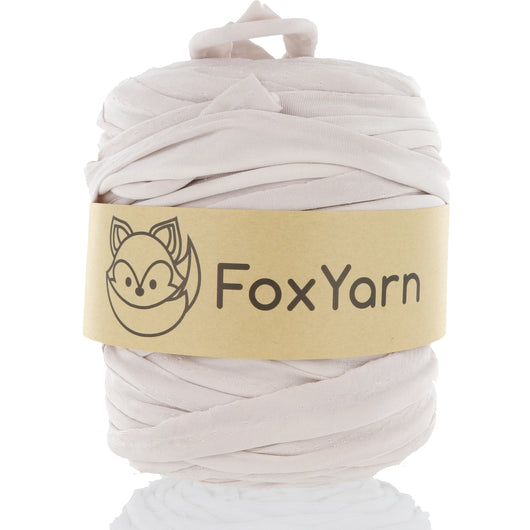 T-Shirt Yarn - Bone