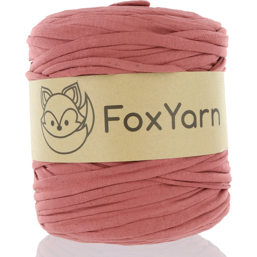 T-Shirt Yarn - Terra Cotta