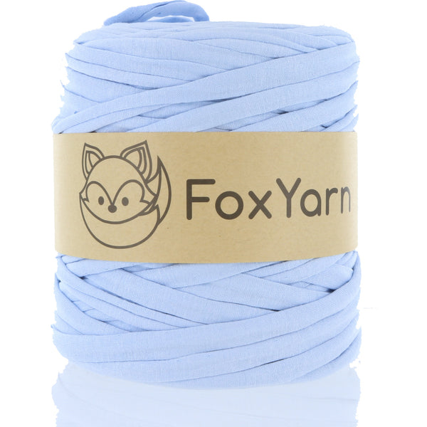 T-Shirt Yarn - Powder Blue