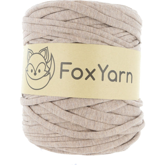 T-Shirt Yarn - Sand Box