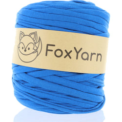 T-Shirt Yarn - Smurf Blue