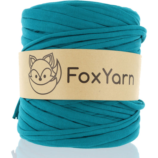 T-Shirt Yarn - Antarctic Blue