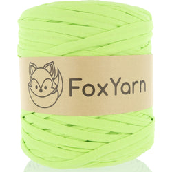 T-Shirt Yarn - Lime Green