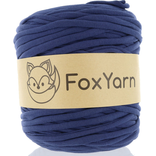 T-Shirt Yarn - Royal Blue