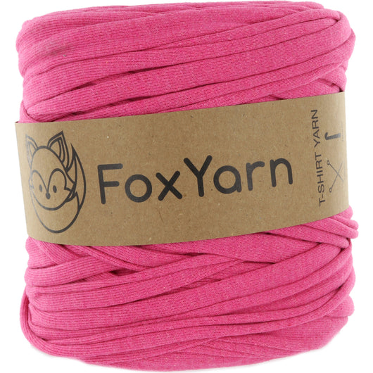 T-Shirt Yarn Virgin - PINK