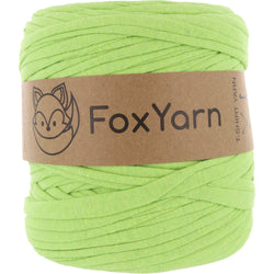 T-Shirt Yarn Virgin - APPLE