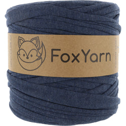 T-Shirt Yarn Virgin - DARK INDIGO