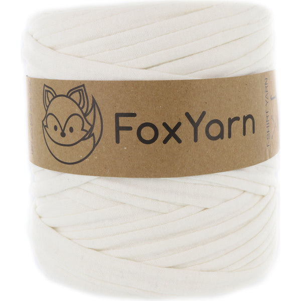 T-Shirt Yarn Virgin - BONE