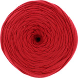 T-Shirt Yarn Virgin - RED