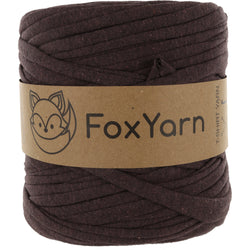 T-Shirt Yarn Virgin - BROWN
