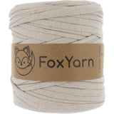 T-Shirt Yarn Virgin - LIGHT BEIGE