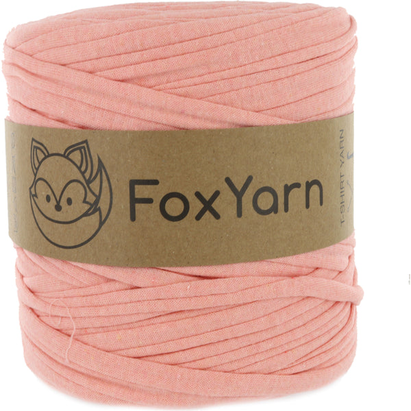 T-Shirt Yarn Virgin - PEACH