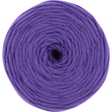 T-Shirt Yarn Virgin - ULTRA VIOLET