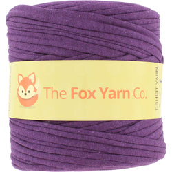 T-Shirt Yarn Virgin - GRAPE