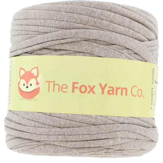 T-Shirt Yarn Virgin - COFFEE