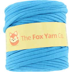 T-Shirt Yarn Virgin - TURQUOISE