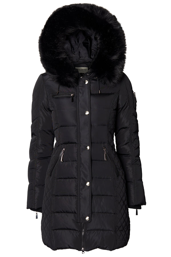 RAFAELA JACKET BLACK/BLACK