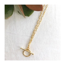 Load image into Gallery viewer, Stevie Pendant / Choker 18K Gold