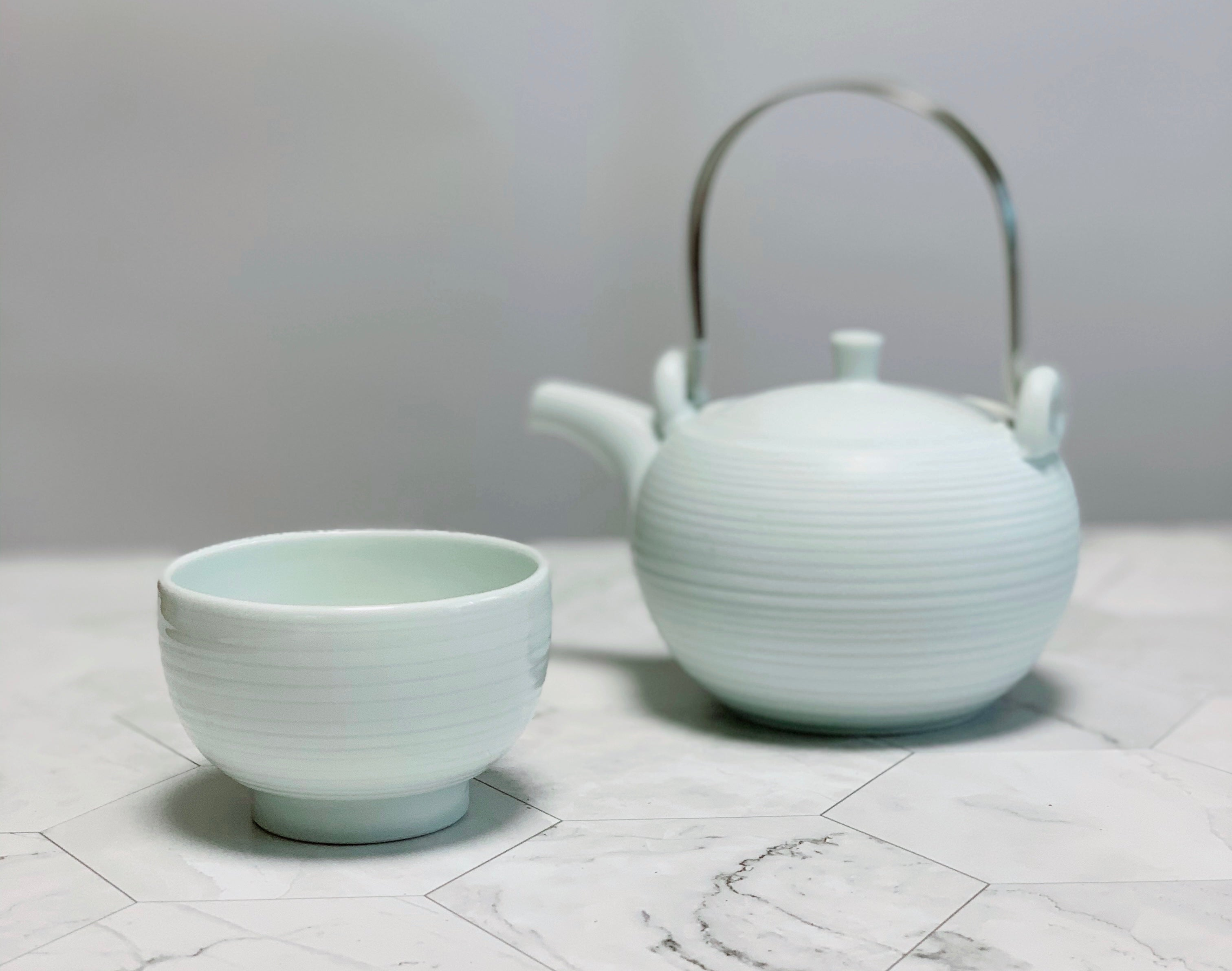 How to Choose a Suitable Kyusu (Japanese Tea Pot) by Tea Leaf Types