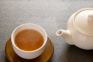 Is Hojicha a Japanese tea with much less umami ?