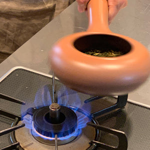 Can we roast by ourselves to make Hojicha?
