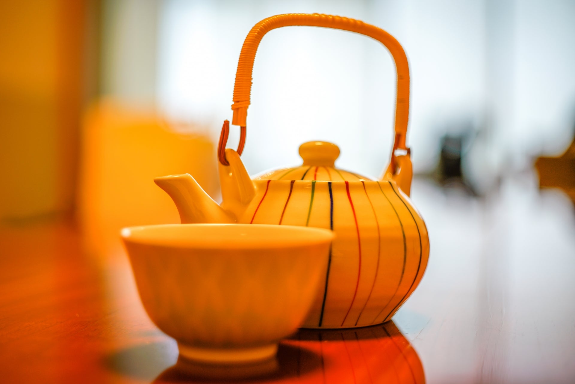 What is Kyusu? Differences to the tea pot