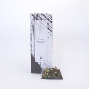 Plant-Based Sachets:  CALM - Organic Cold Brew Hojicha and Kukicha Blend