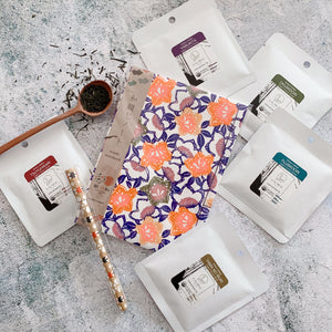 Sencha Tea Flight Gift Box Set