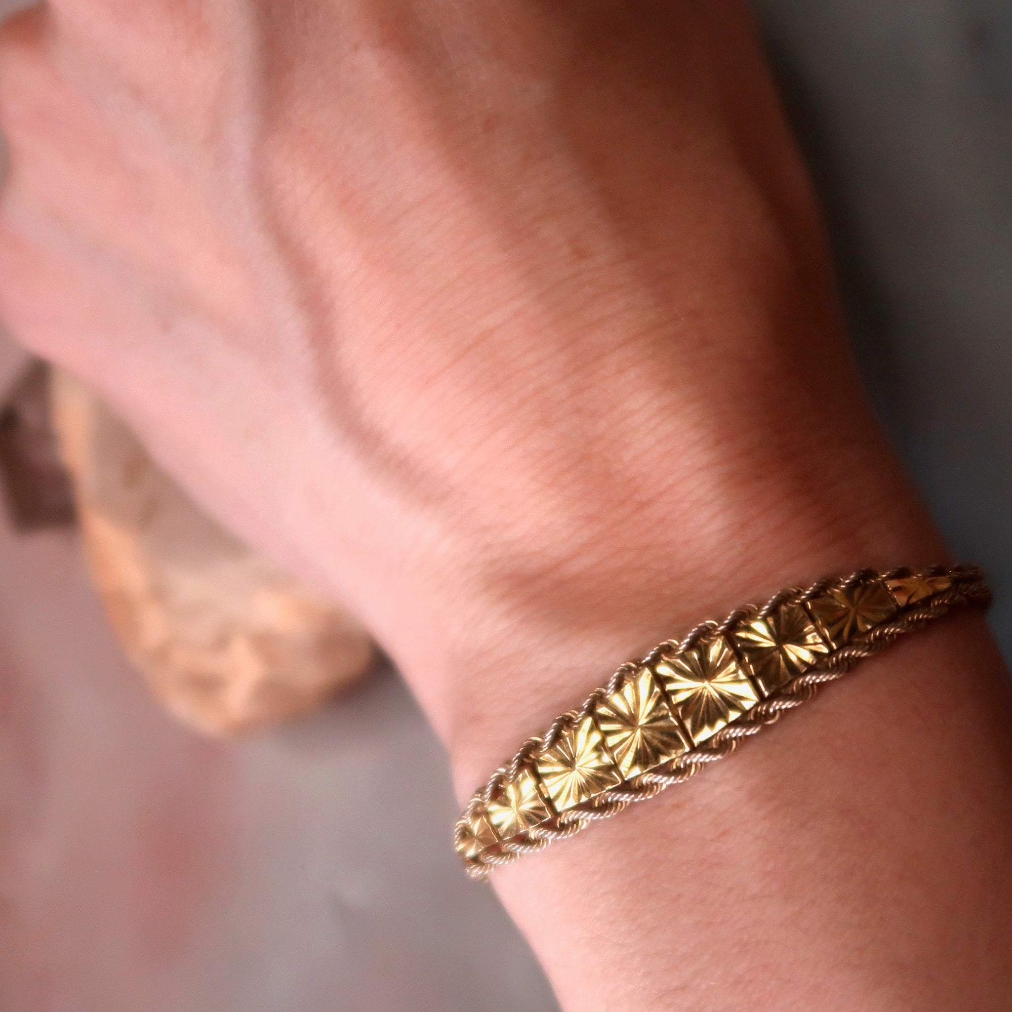 Vintage 14K Gold Filled Bracelet - Everyday in Retrograde