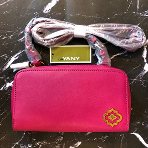 NWT Oryany Pink Wallet - Everyday in Retrograde