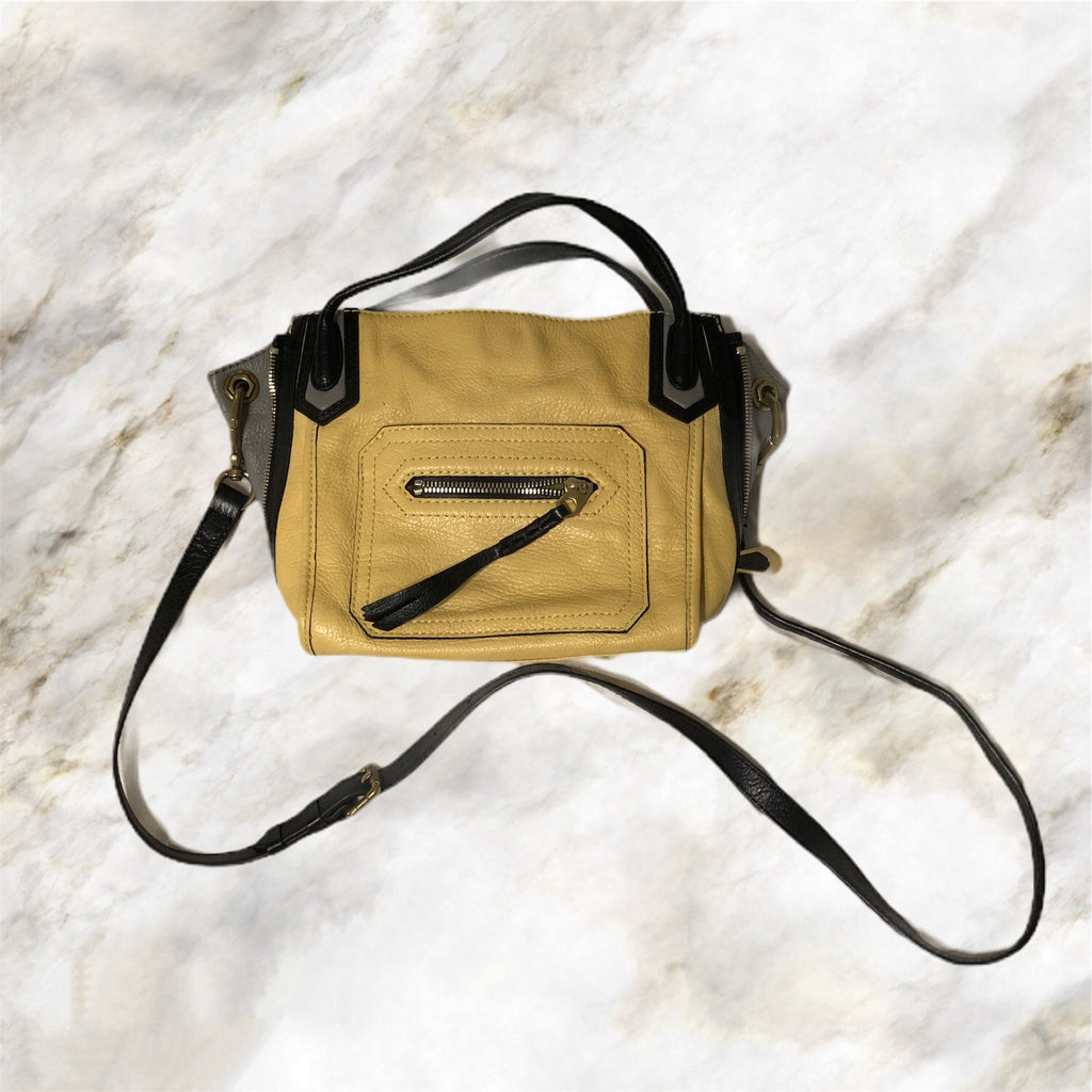 Yellow orYANY Crossbody - Everyday in Retrograde