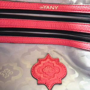 Pink orYANY Purse - Everyday in Retrograde