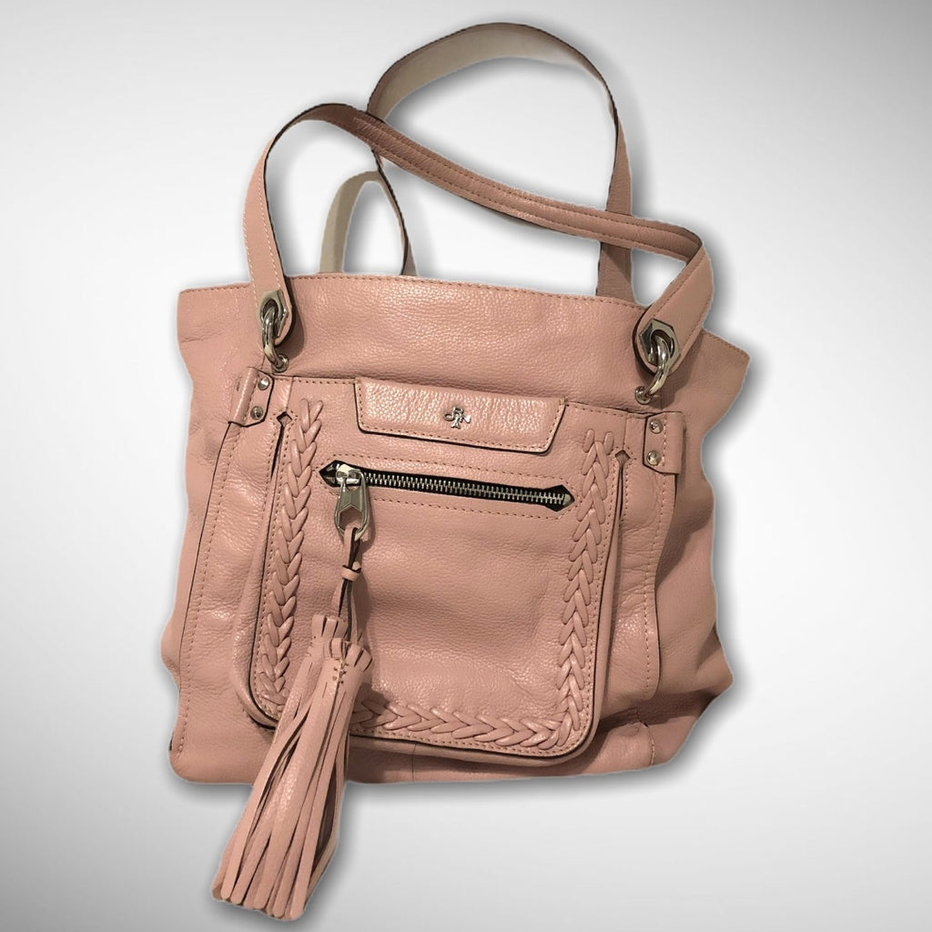 Vintage Light Pink Oryany Shoulder Bag - Everyday in Retrograde
