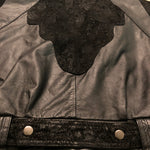 Wilsons Black Leather Jacket - Everyday in Retrograde