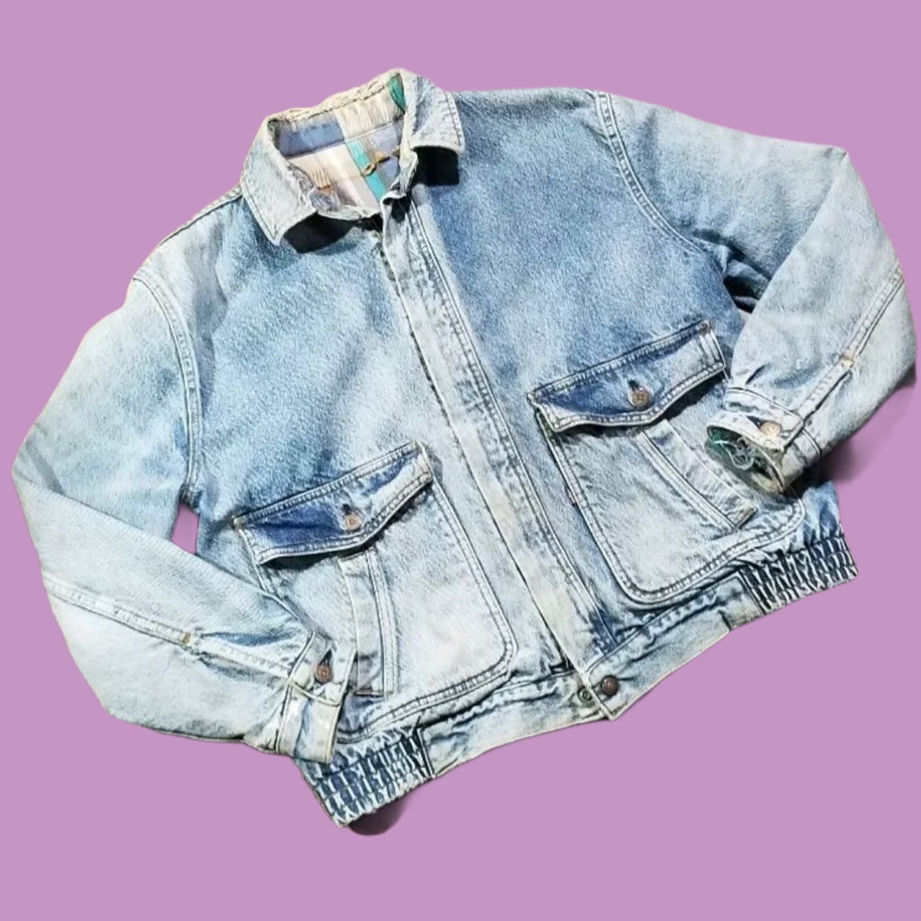 Vintage Levi's Denim Jacket - Everyday in Retrograde