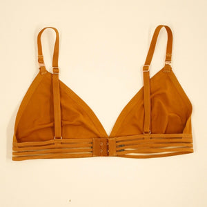 Real Underwear Triangle Bralette - Everyday in Retrograde