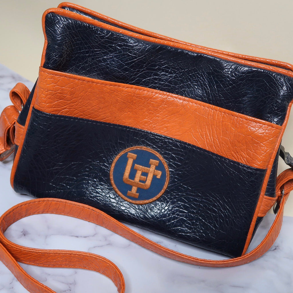 Vintage Genuine Leather University of Florida Weekender - Everyday in Retrograde