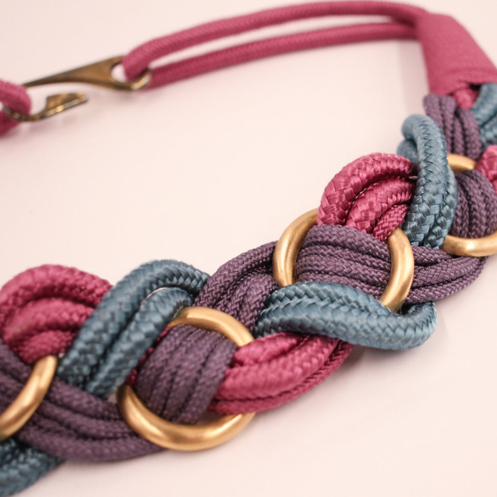 Braided Paracord Belt - Everyday in Retrograde