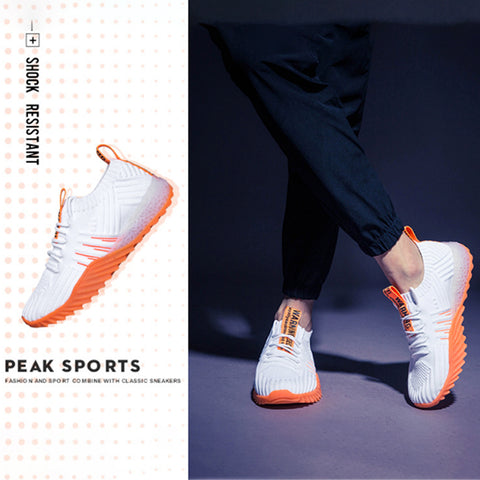 Women Soft Breathable Mesh Sneakers